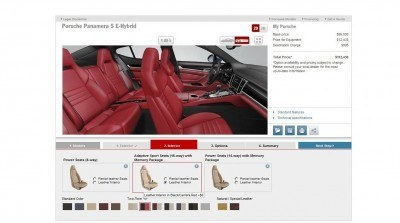 2014 Porsche Panamera S E-Hybrid -- 30 Real-Life Photos -- Live Configurator Link + 80 Images of Options, All Colors and All Wheels 46