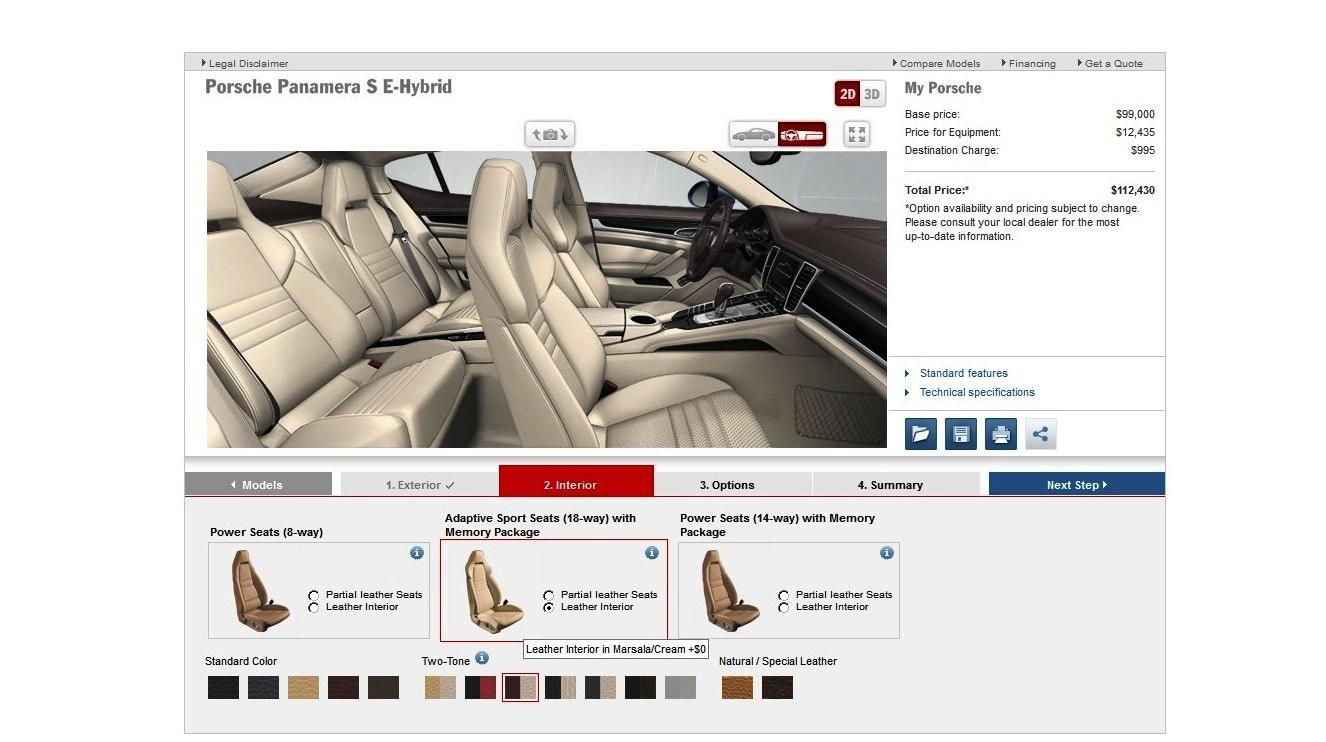 2014 Porsche Panamera S E-Hybrid -- 30 Real-Life Photos -- Live Configurator Link + 80 Images of Options, All Colors and All Wheels 47