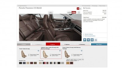 2014 Porsche Panamera S E-Hybrid -- 30 Real-Life Photos -- Live Configurator Link + 80 Images of Options, All Colors and All Wheels 52