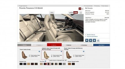2014 Porsche Panamera S E-Hybrid -- 30 Real-Life Photos -- Live Configurator Link + 80 Images of Options, All Colors and All Wheels 53