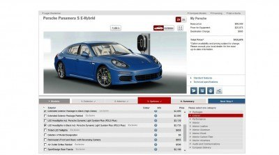 2014 Porsche Panamera S E-Hybrid -- 30 Real-Life Photos -- Live Configurator Link + 80 Images of Options, All Colors and All Wheels 61