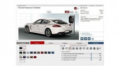 2014 Porsche Panamera S E-Hybrid -- 30 Real-Life Photos -- Live Configurator Link + 80 Images of Options, All Colors and All Wheels 7