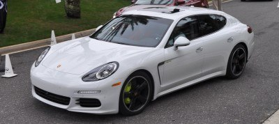 2014 Porsche Panamera S E-Hybrid -- 30 Real-Life Photos -- Live Configurator Link + 80 Images of Options, All Colors and All Wheels 80