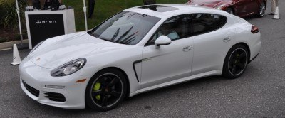 2014 Porsche Panamera S E-Hybrid -- 30 Real-Life Photos -- Live Configurator Link + 80 Images of Options, All Colors and All Wheels 81