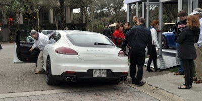 2014 Porsche Panamera S E-Hybrid -- 30 Real-Life Photos -- Live Configurator Link + 80 Images of Options, All Colors and All Wheels 84