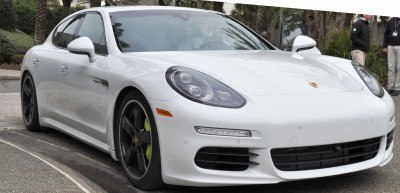 2014 Porsche Panamera S E-Hybrid -- 30 Real-Life Photos -- Live Configurator Link + 80 Images of Options, All Colors and All Wheels 88