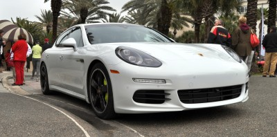 2014 Porsche Panamera S E-Hybrid -- 30 Real-Life Photos -- Live Configurator Link + 80 Images of Options, All Colors and All Wheels 89