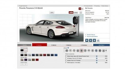 2014 Porsche Panamera S E-Hybrid -- 30 Real-Life Photos -- Live Configurator Link + 80 Images of Options, All Colors and All Wheels 9