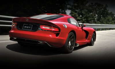 2014 SRT Viper Brings Hot New Styles and Three New Colors3