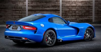 2014 SRT Viper Brings Hot New Styles and Three New Colors6