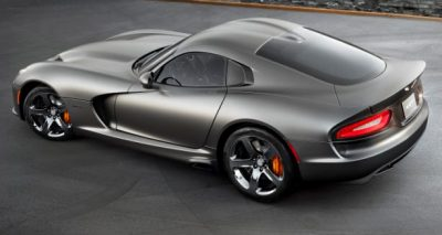 2014 SRT Viper Brings Hot New Styles and Three New Colors7