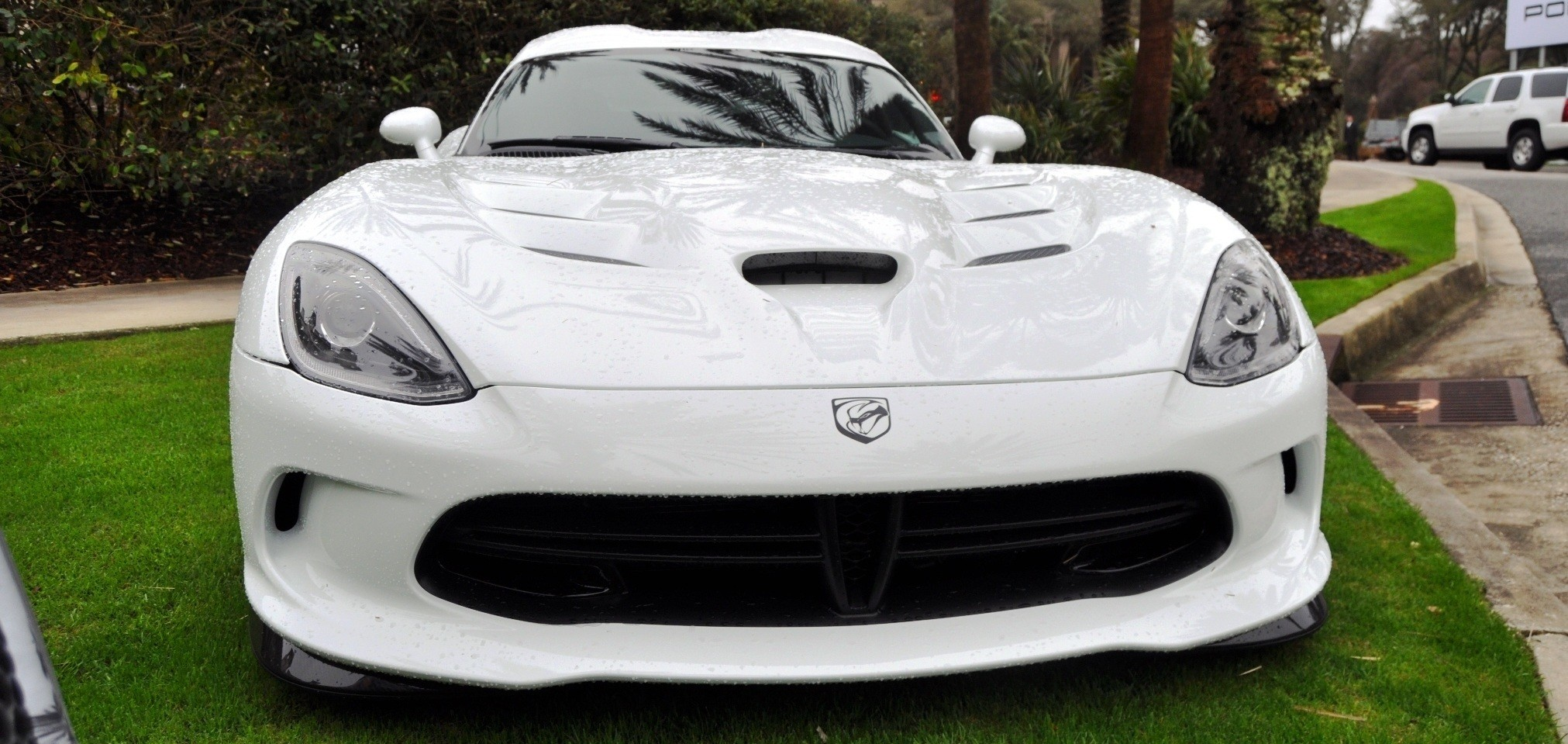 2014 SRT Viper TA in 25 All-New, Real-Life Photos with Carbon Aero Styling Options 21