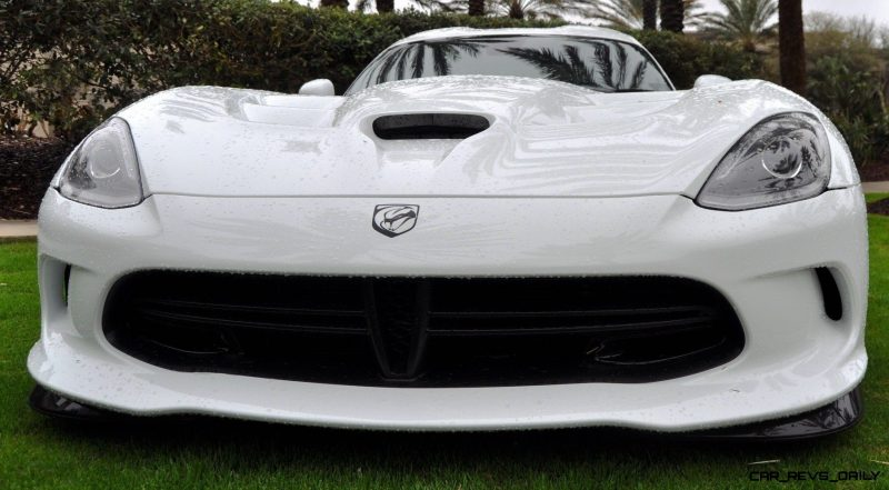 2014 SRT Viper TA in 25 All-New, Real-Life Photos with Carbon Aero Styling Options 24