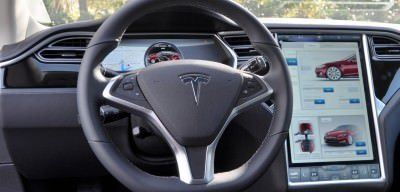 2014 TESLA Model S 85 -- Road Test Video Review -- 1500-words -- 250 Images -- Smooth Power, Great Dynamics, Unequivocal EV Brilliance 15