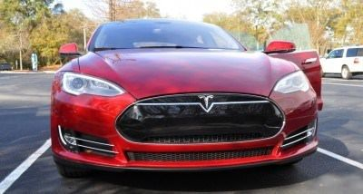2014 TESLA Model S 85 -- Road Test Video Review -- 1500-words -- 250 Images -- Smooth Power, Great Dynamics, Unequivocal EV Brilliance 20