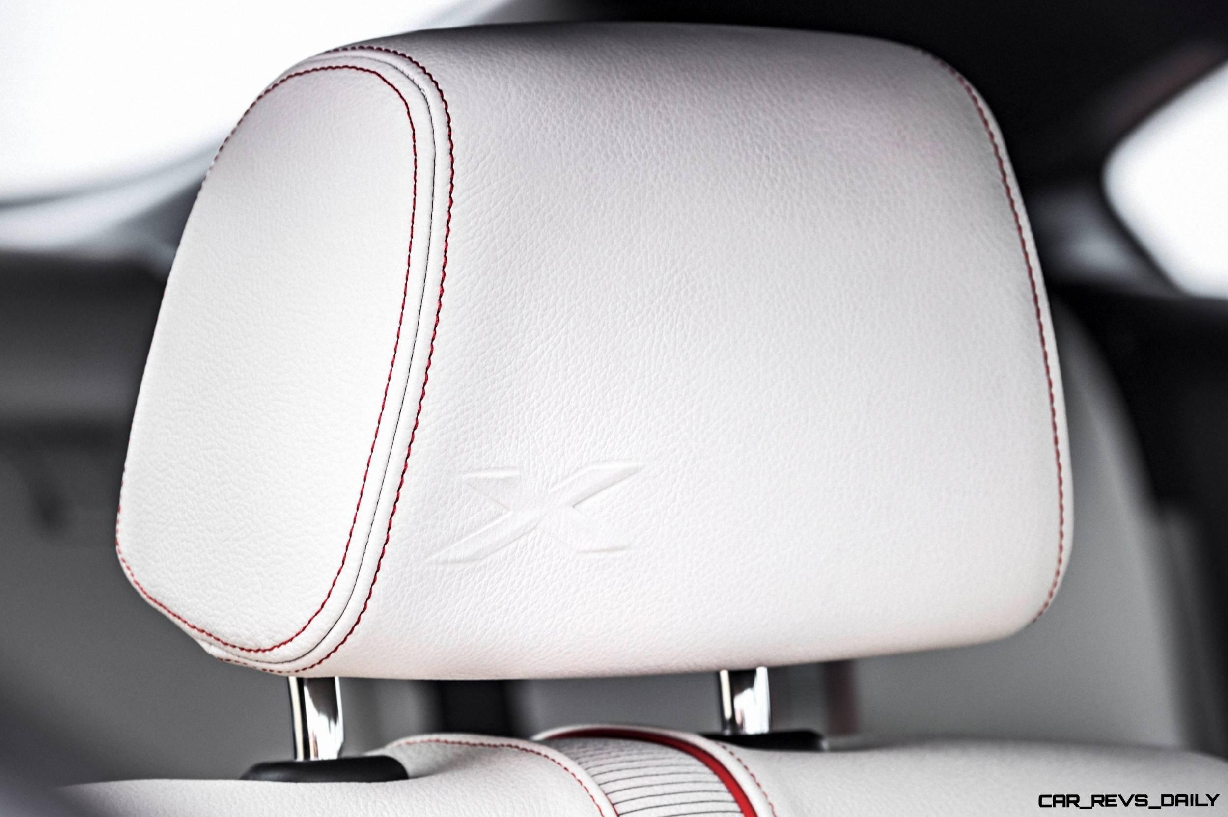 2015 BMW X4 Interior 3