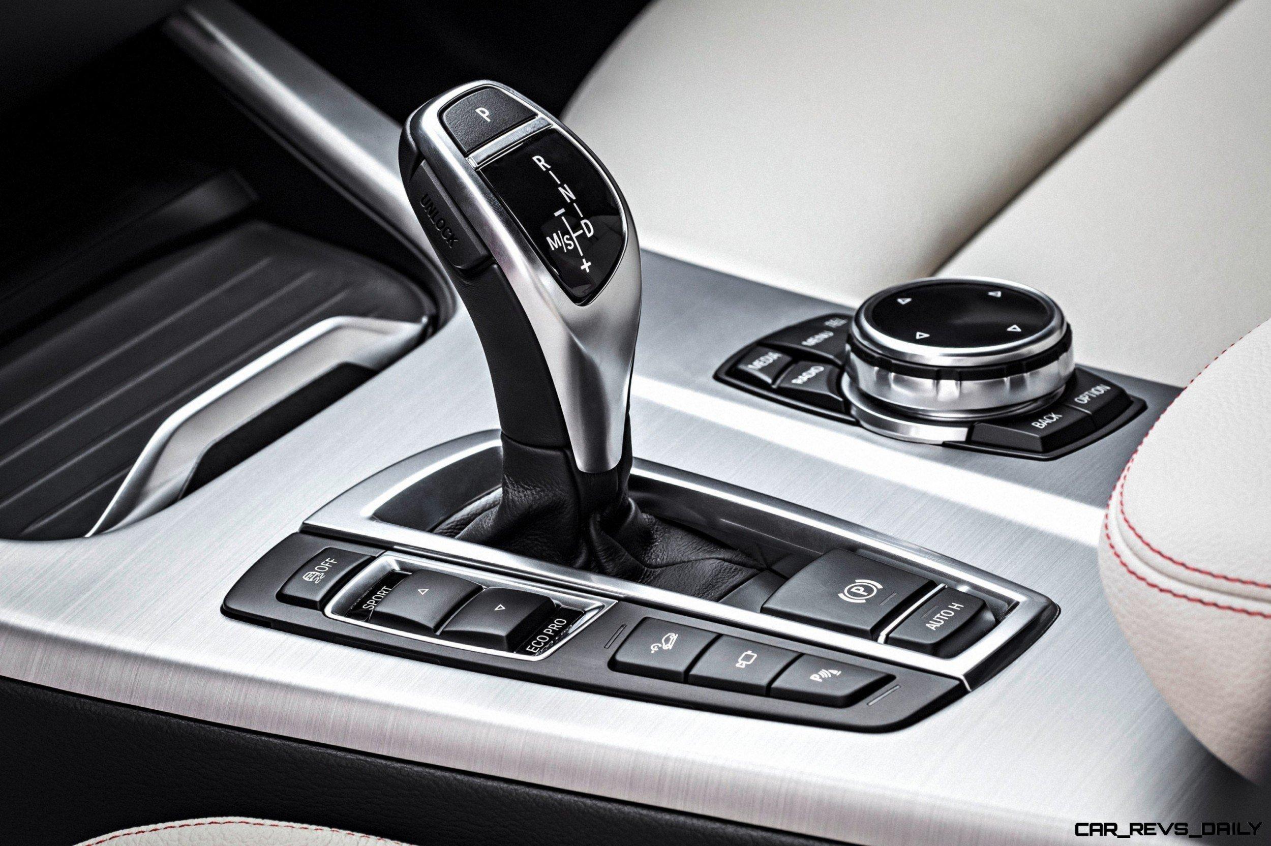 2015 BMW X4 Interior 4
