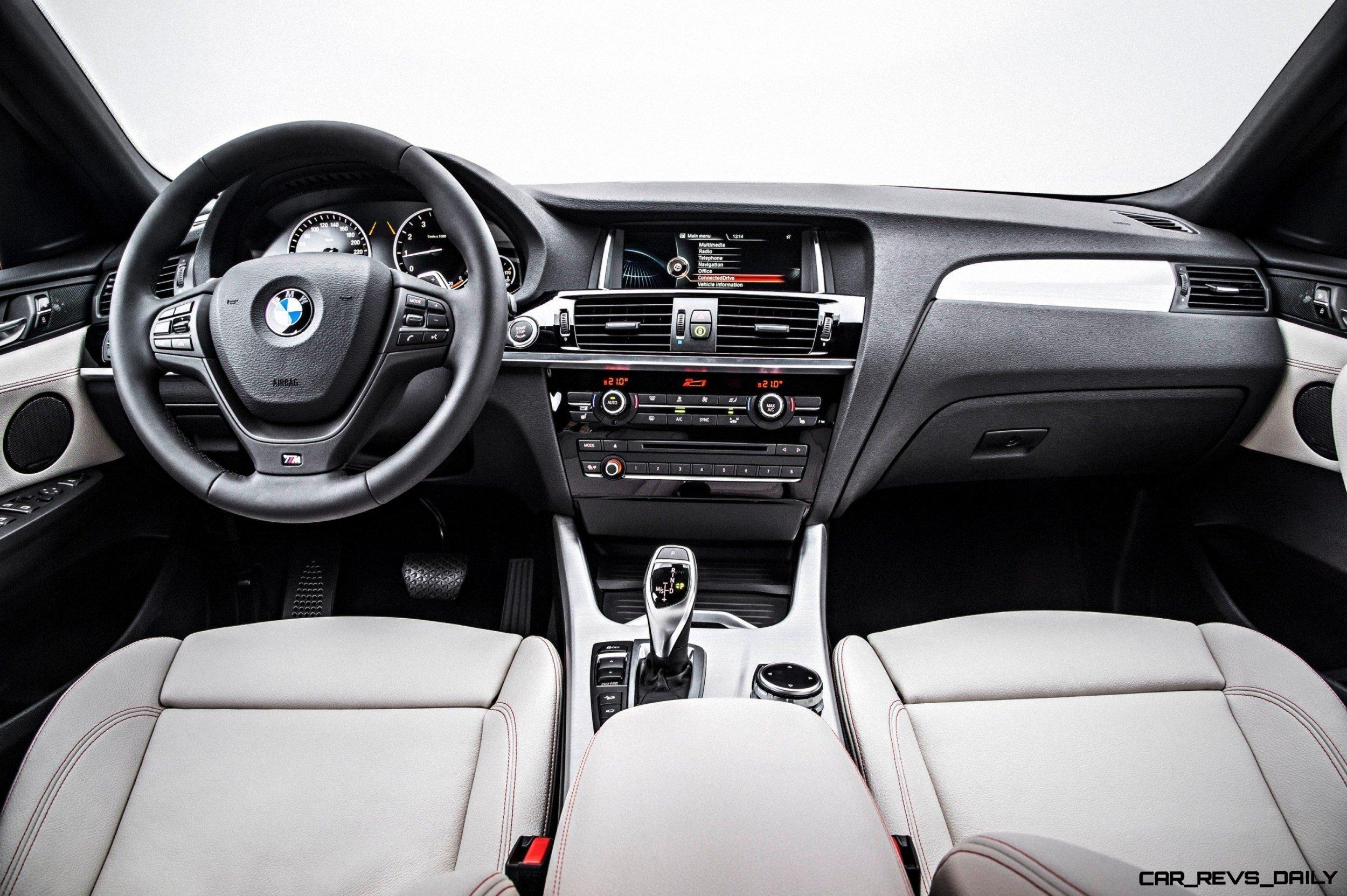 2015 BMW X4 Interior 8