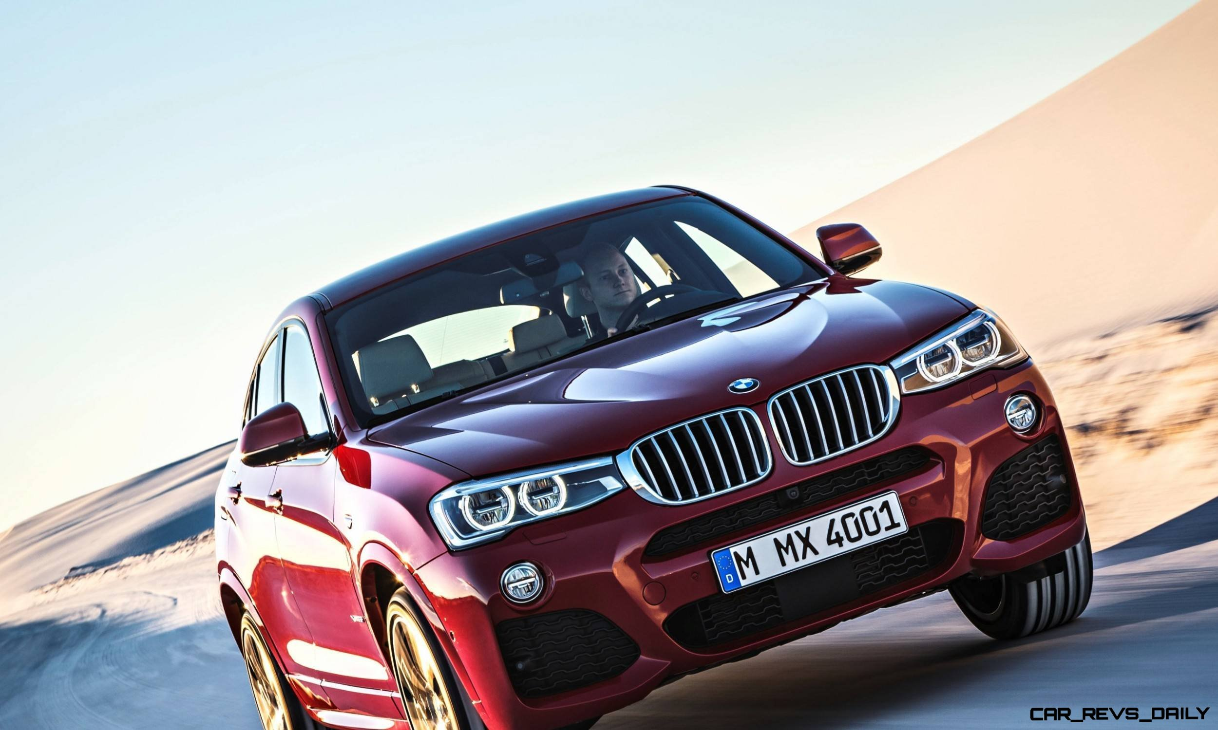 2015 BMW X4 is Here and Stunning! Official Details and 55 Photos -- Pricing from $46,000 and Fall 2014 Arrival Expected 15