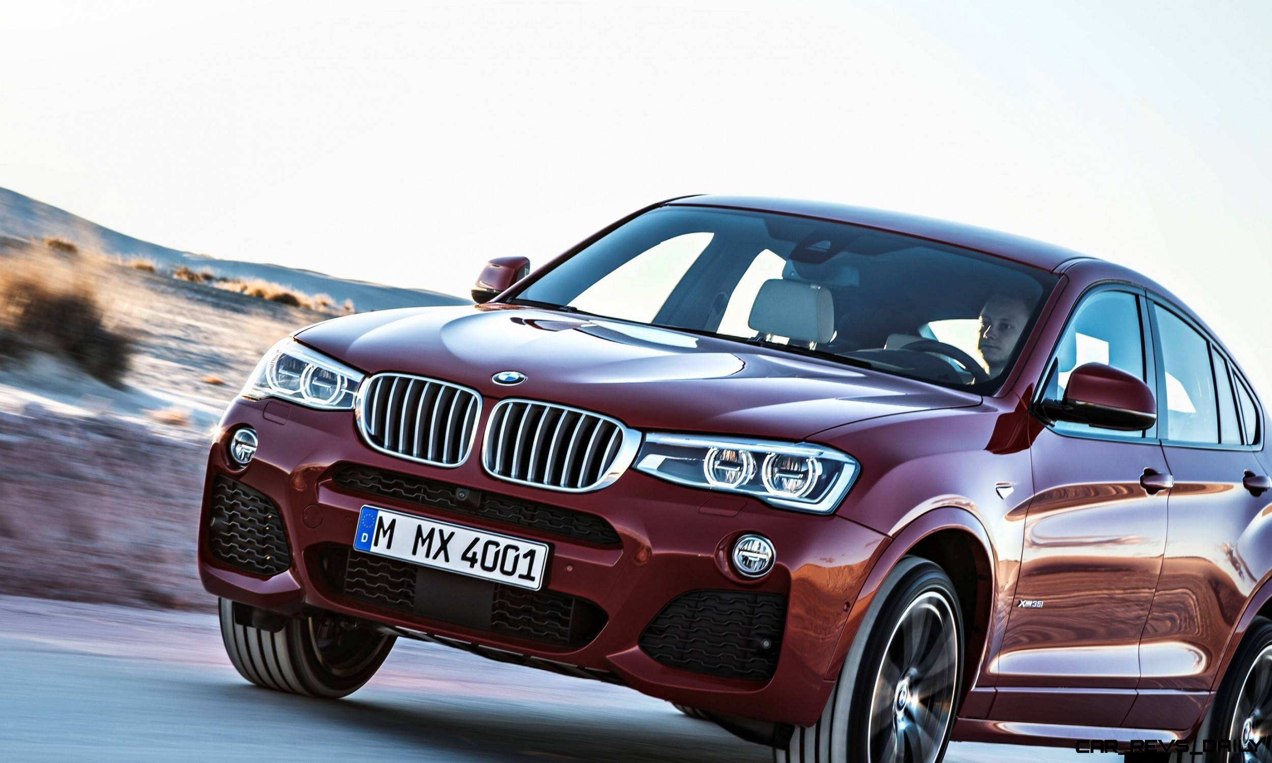 2015 BMW X4 is Here and Stunning! Official Details and 55 Photos -- Pricing from $46,000 and Fall 2014 Arrival Expected 16