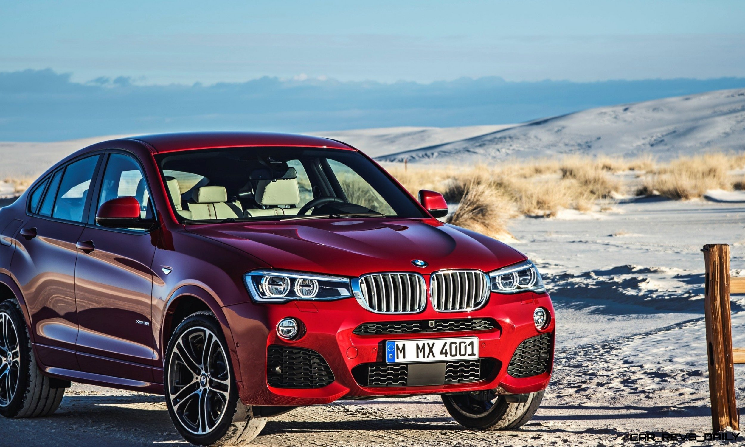 2015 BMW X4 is Here and Stunning!  Official Details and 55 Photos -- Pricing from $46,000 and Fall 2014 Arrival Expected 18