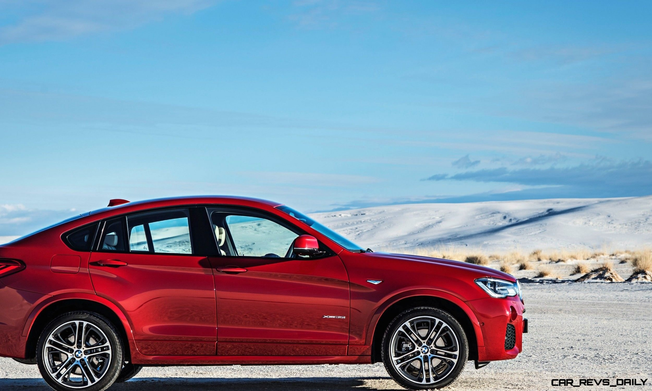 2015 BMW X4 is Here and Stunning! Official Details and 55 Photos -- Pricing from $46,000 and Fall 2014 Arrival Expected 19