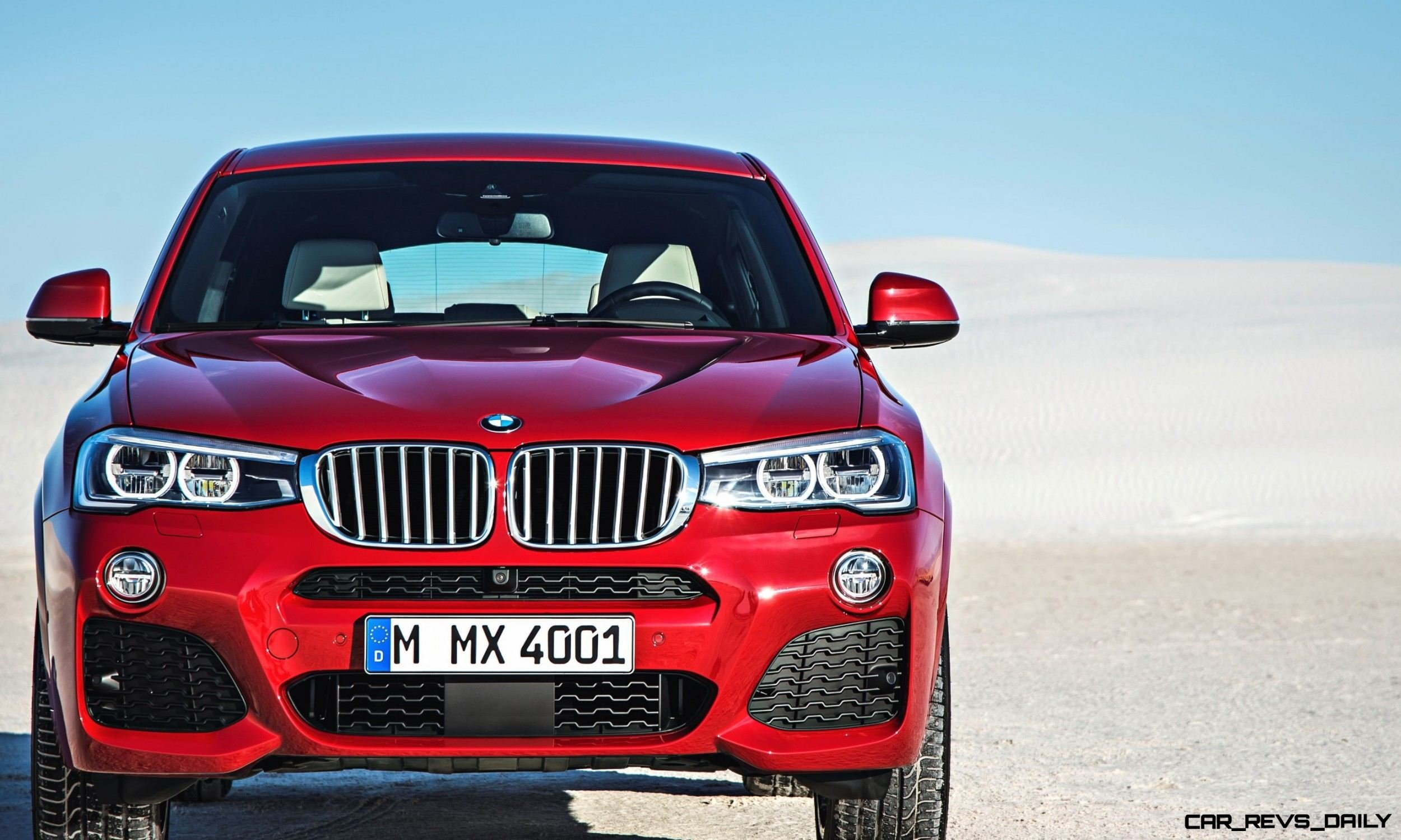 2015 BMW X4 is Here and Stunning!  Official Details and 55 Photos -- Pricing from $46,000 and Fall 2014 Arrival Expected 22