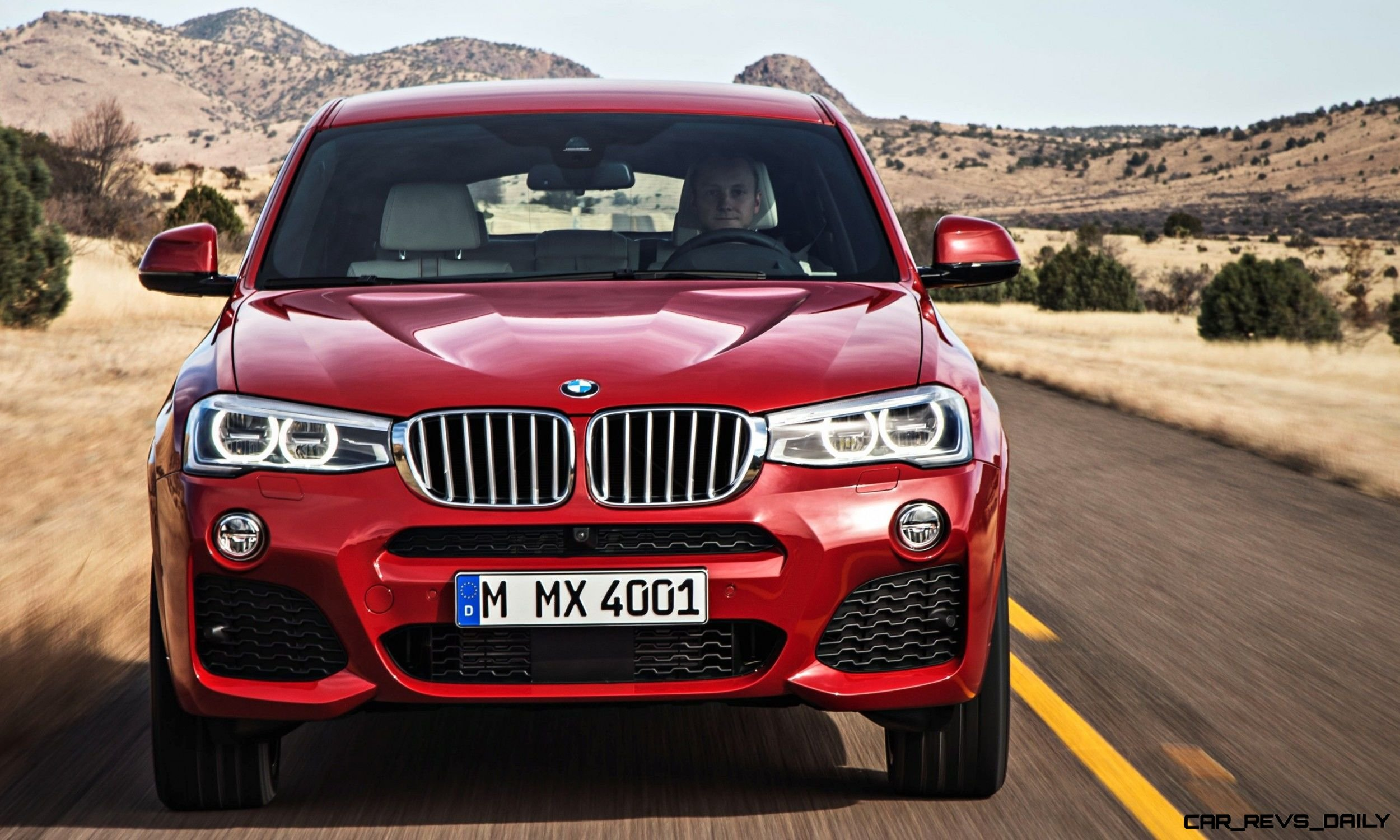 2015 BMW X4 is Here and Stunning!  Official Details and 55 Photos -- Pricing from $46,000 and Fall 2014 Arrival Expected 34