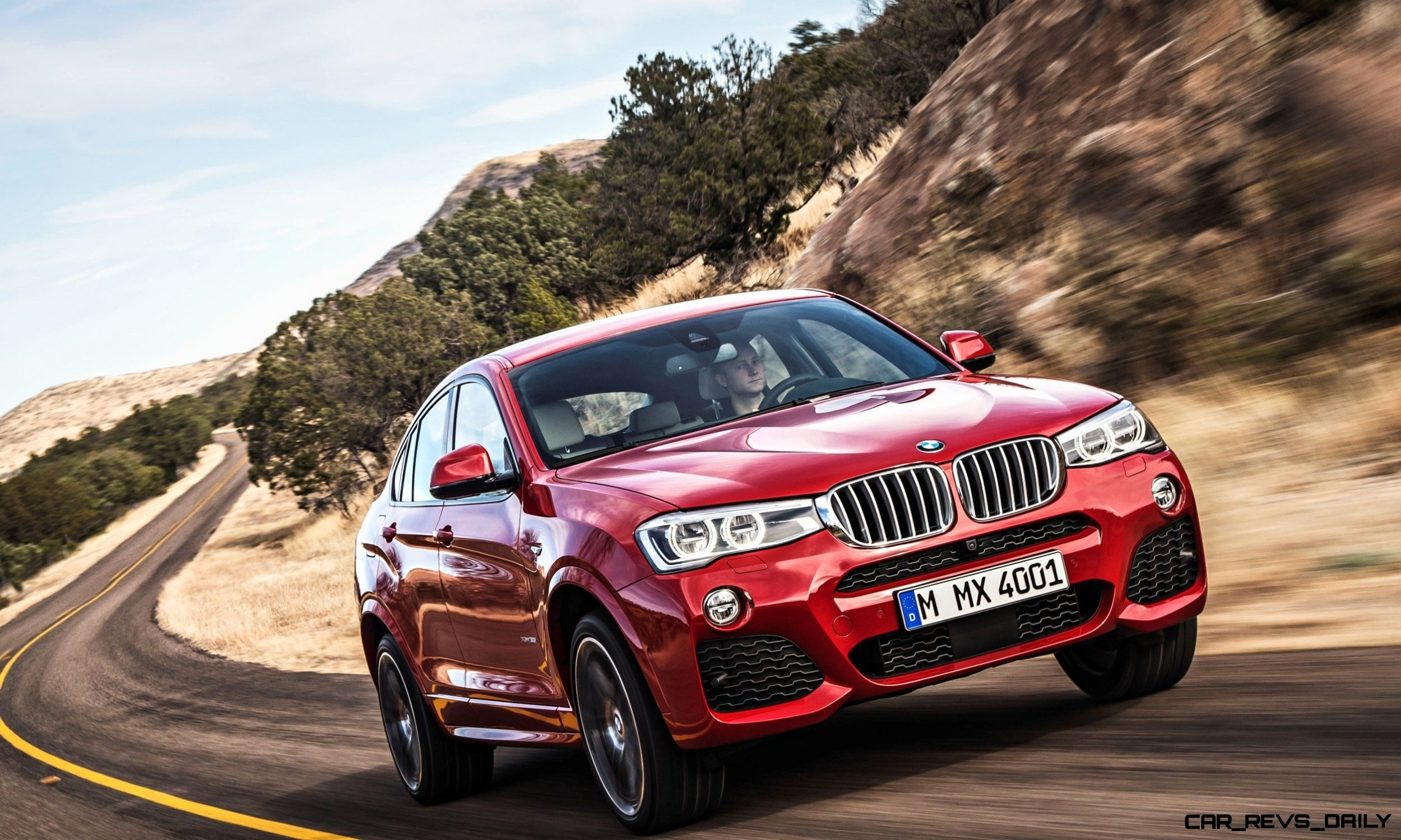 2015 BMW X4 is Here and Stunning! Official Details and 55 Photos -- Pricing from $46,000 and Fall 2014 Arrival Expected 35