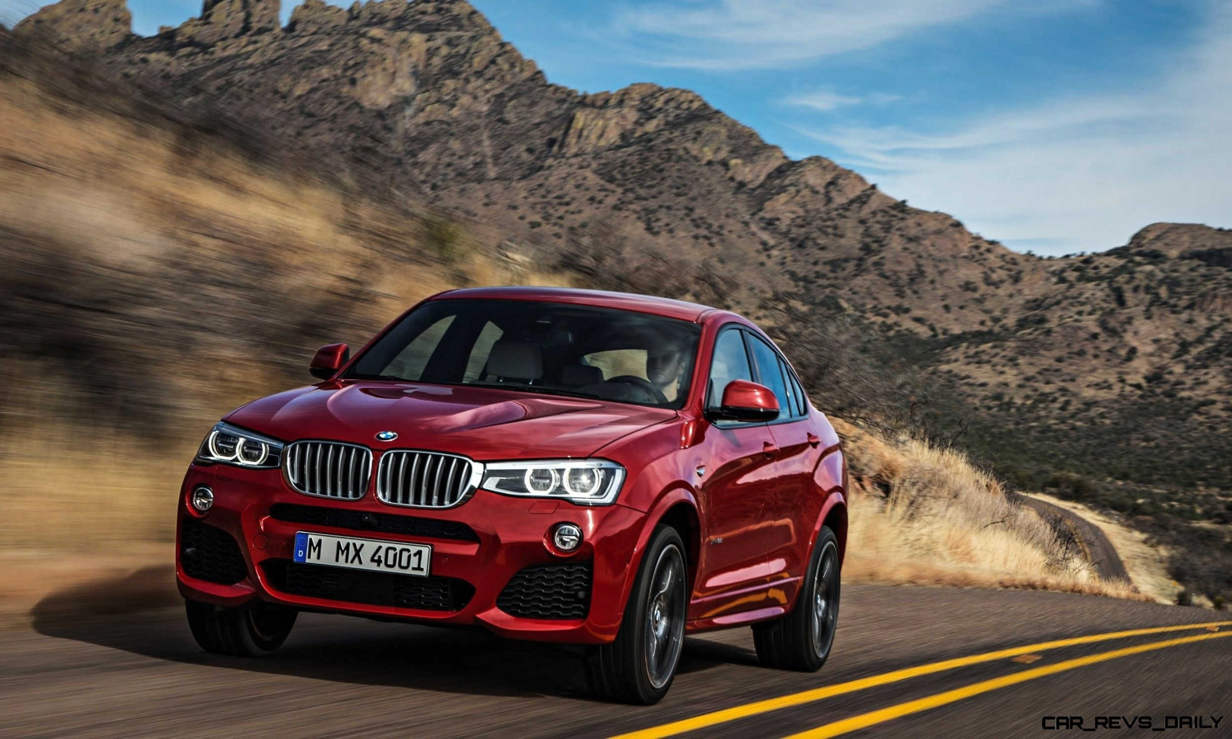 2015 BMW X4 is Here and Stunning!  Official Details and 55 Photos -- Pricing from $46,000 and Fall 2014 Arrival Expected 37