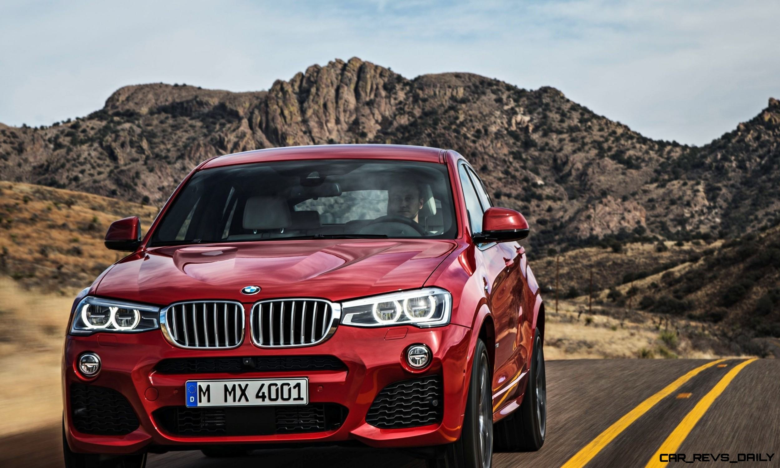 2015 BMW X4 is Here and Stunning!  Official Details and 55 Photos -- Pricing from $46,000 and Fall 2014 Arrival Expected 38