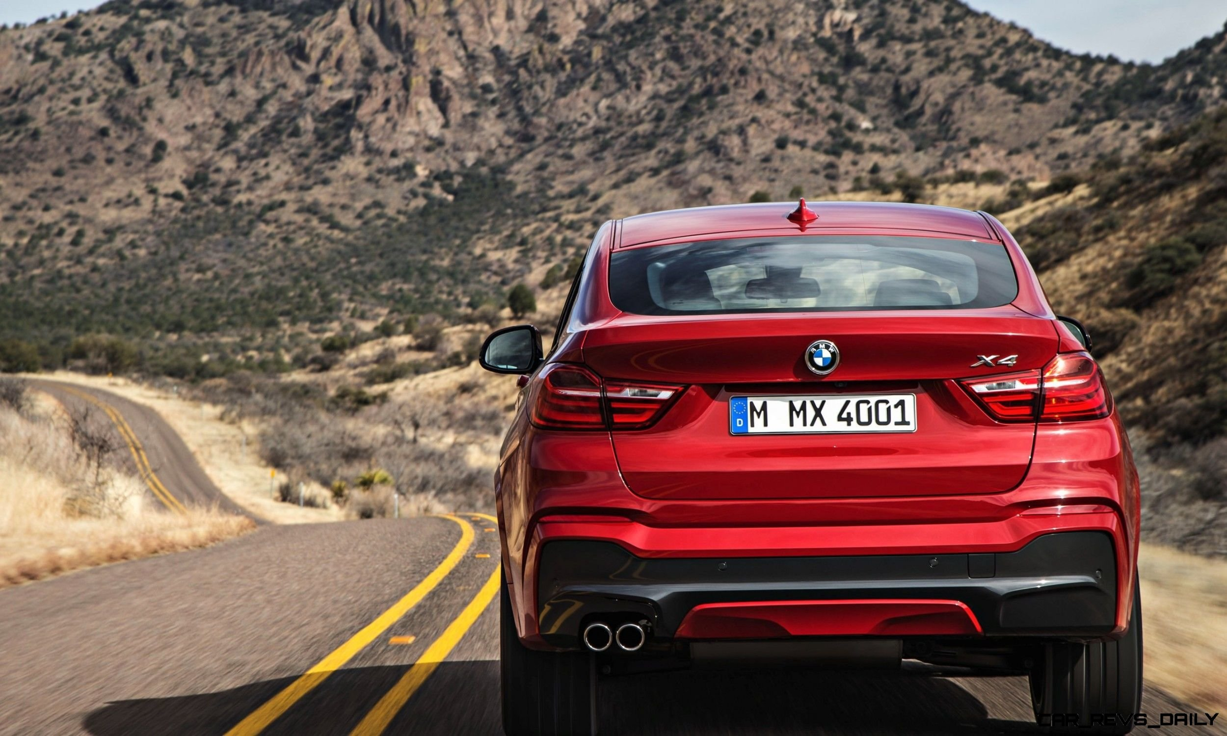 2015 BMW X4 is Here and Stunning!  Official Details and 55 Photos -- Pricing from $46,000 and Fall 2014 Arrival Expected 39