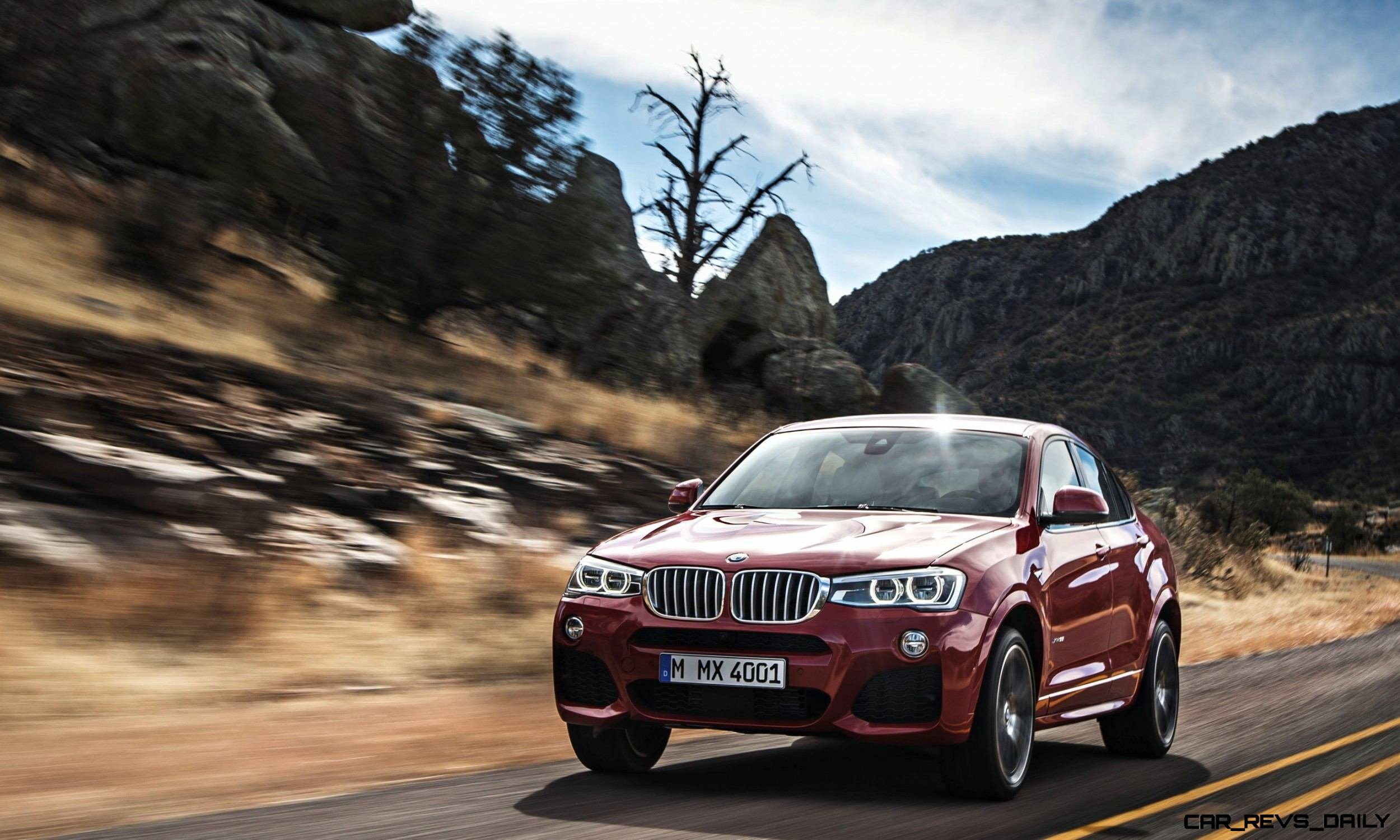 2015 BMW X4 is Here and Stunning! Official Details and 55 Photos -- Pricing from $46,000 and Fall 2014 Arrival Expected 40