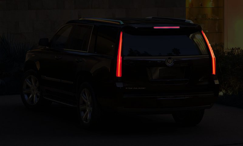 2015 Cadillac Escalade In-Depth Review + Mega Galleries41