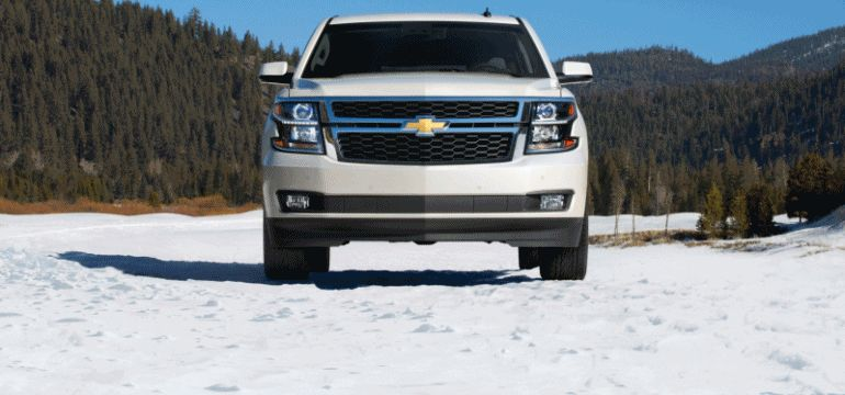 2015 Chevrolet Tahoe Lands! 30 New Photos + Official Pricing From $46,000 GIF header
