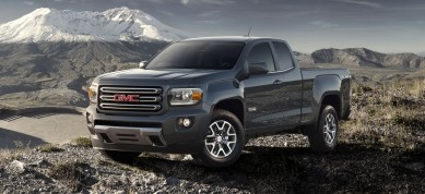 updated with real life photos 302hp 2015 gmc canyon all terrain. Black Bedroom Furniture Sets. Home Design Ideas
