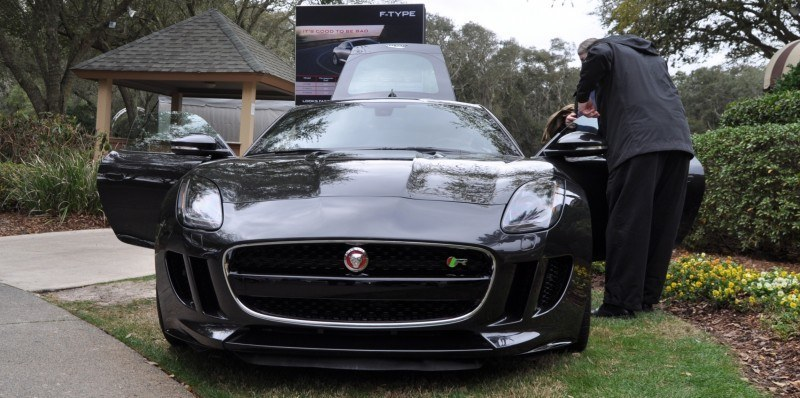 2015 JAGUAR F-TYPE R Coupe -- Lifts Its Bonnet to Show 550HP 5.0-liter V8 7