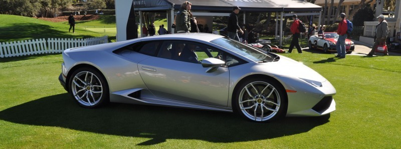 2015 Lamborghini Huracan -- First Outdoor Display in America 2