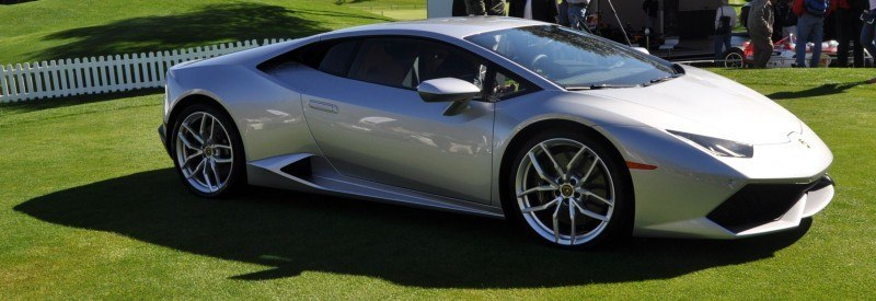 2015 Lamborghini Huracan -- First Outdoor Display in America 3