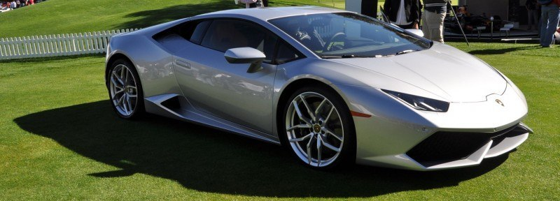 2015 Lamborghini Huracan -- First Outdoor Display in America 4