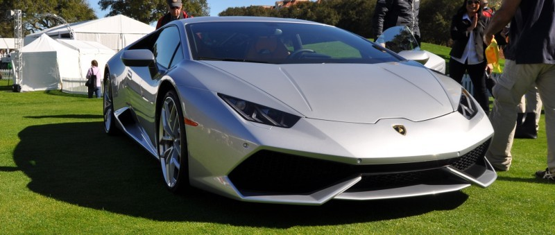 2015 Lamborghini Huracan -- First Outdoor Display in America 6