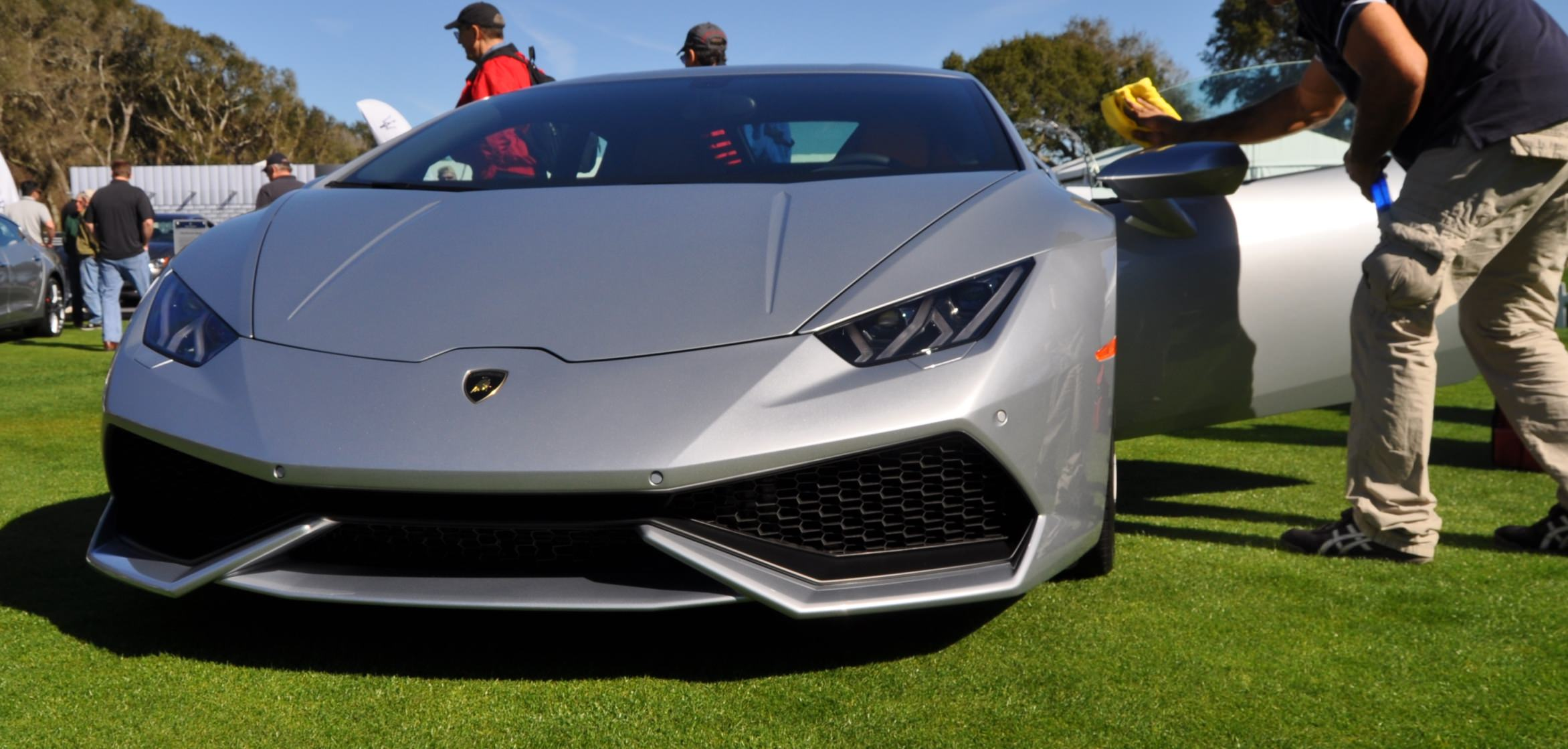 2015 Lamborghini Huracan -- First Outdoor Display in America 9