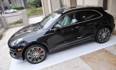 2015 Porsche Macan Turbo -- Looking Amazing, Athletic and Nimble -- 50+ Real-Life Photos Inside and Out 11