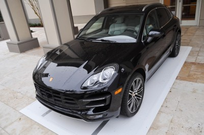 2015 Porsche Macan Turbo -- Looking Amazing, Athletic and Nimble -- 50+ Real-Life Photos Inside and Out 13