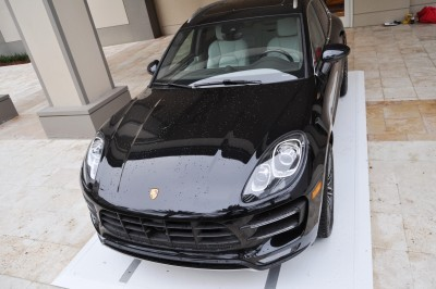 2015 Porsche Macan Turbo -- Looking Amazing, Athletic and Nimble -- 50+ Real-Life Photos Inside and Out 14