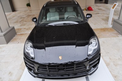 2015 Porsche Macan Turbo -- Looking Amazing, Athletic and Nimble -- 50+ Real-Life Photos Inside and Out 15