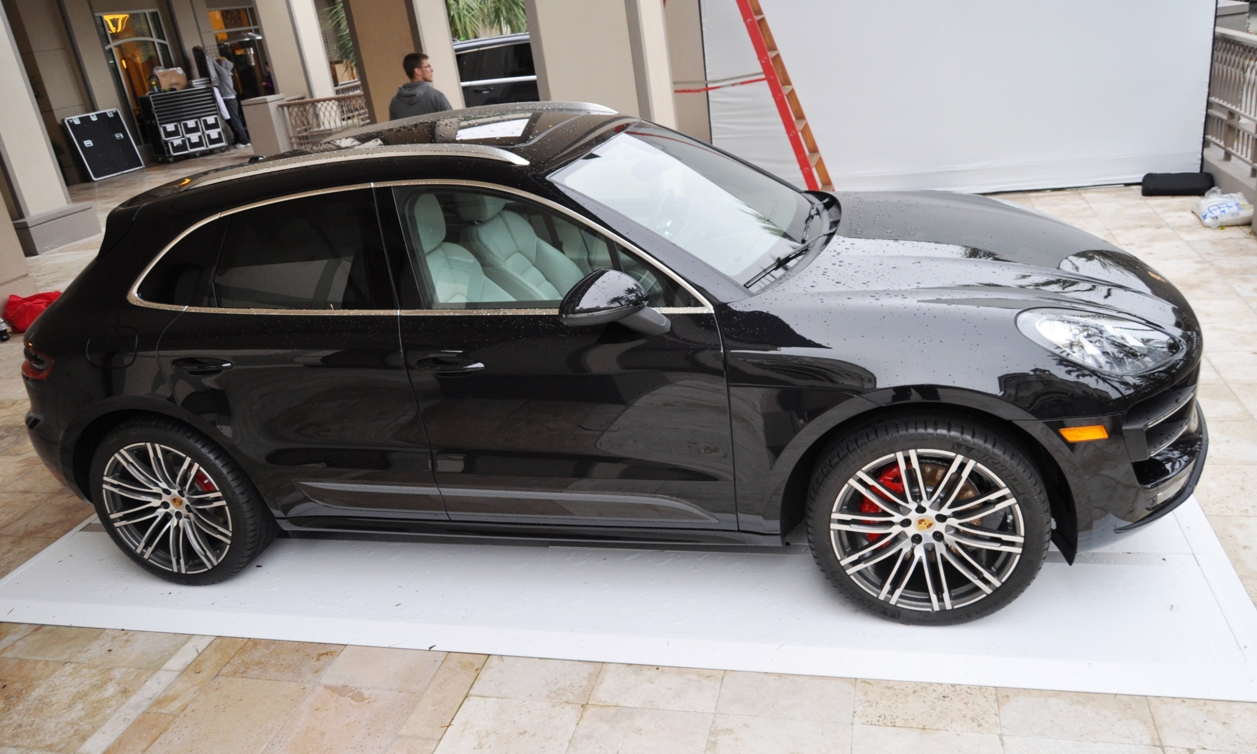 2015 Porsche Macan Turbo -- Looking Amazing, Athletic and Nimble -- 50+ Real-Life Photos Inside and Out 18