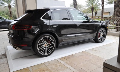 2015 Porsche Macan Turbo -- Looking Amazing, Athletic and Nimble -- 50+ Real-Life Photos Inside and Out 19