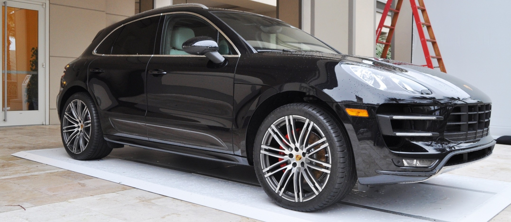 2015 Porsche Macan Turbo -- Looking Amazing, Athletic and Nimble -- 50+ Real-Life Photos Inside and Out 2