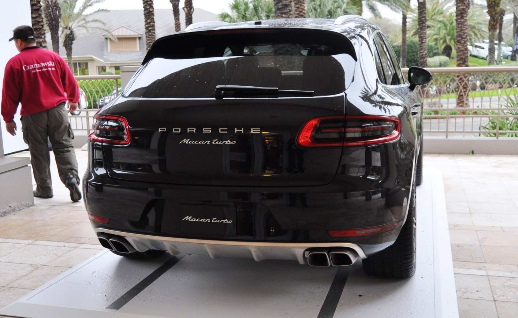 2015 Porsche Macan Turbo -- Looking Amazing, Athletic and Nimble -- 50+ Real-Life Photos Inside and Out 21
